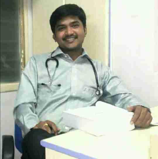 Dr. Vinay Kumar S I's profile on Curofy