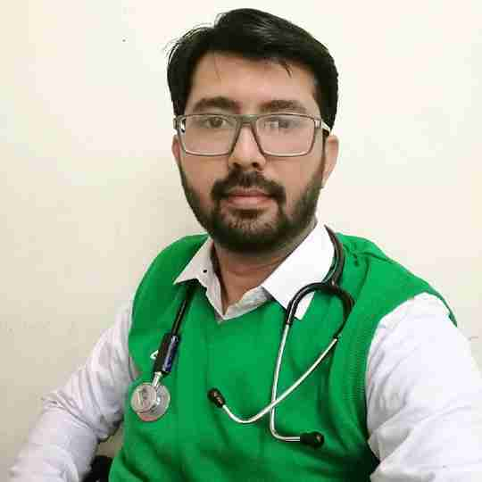 Dr. Vikas Deep Singh's profile on Curofy