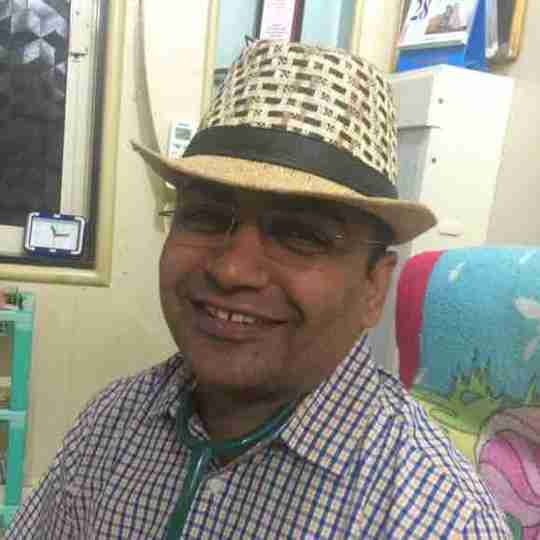 Dr. Manhar Baldaniya's profile on Curofy