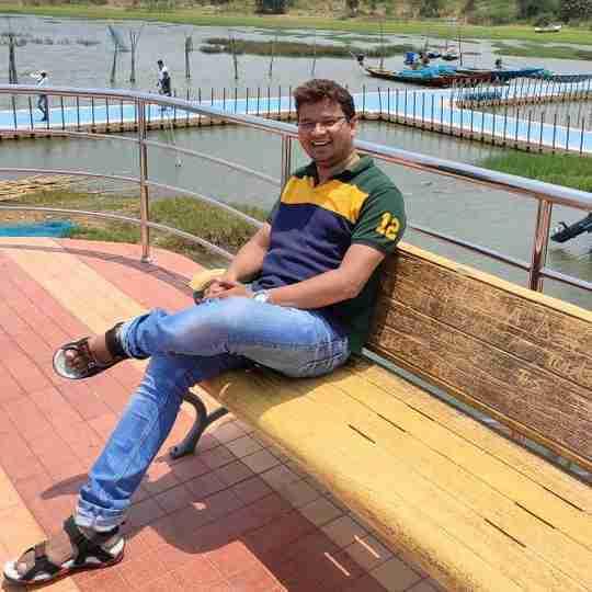 Dr. Soumya Ranjan Pradhan's profile on Curofy