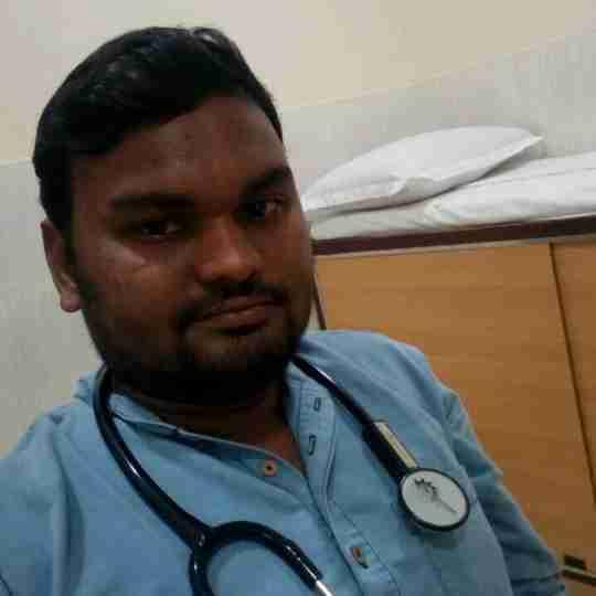 Dr. Aditya Prasad Sahoo's profile on Curofy