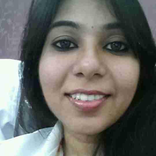 Dr. Shivani Kashyap's profile on Curofy