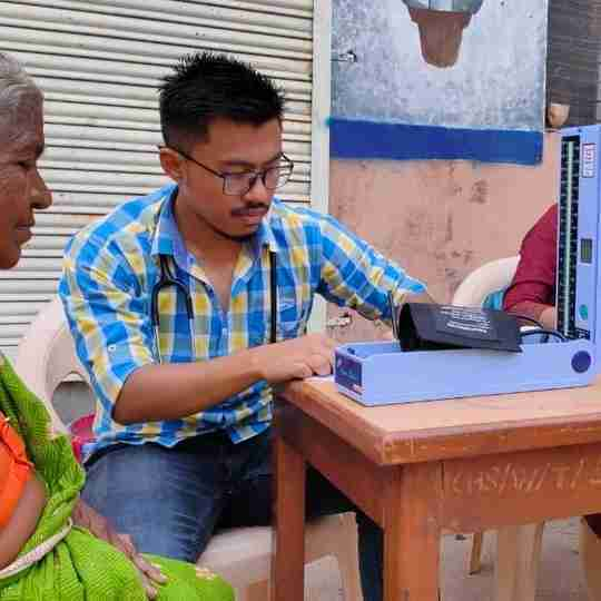 Dr. Anish Mutum's profile on Curofy