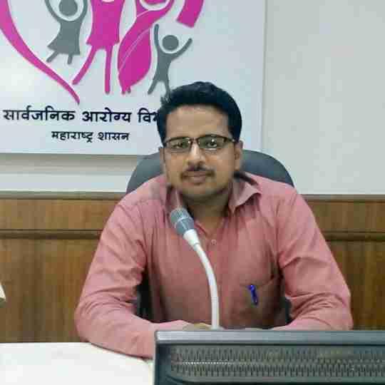 Dr. Mohininath Rathod's profile on Curofy