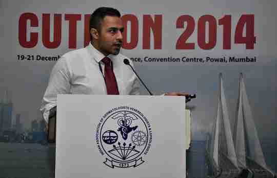 Dr. Aseem Sharma's profile on Curofy