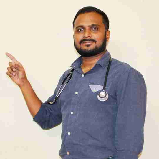 Dr. Gurukumar N's profile on Curofy
