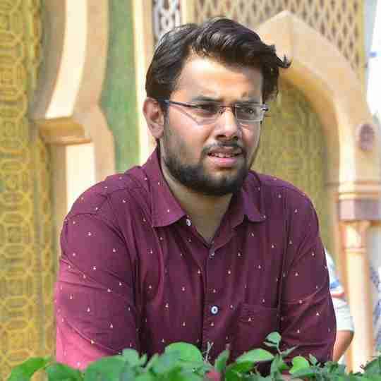 Saransh Tyagi's profile on Curofy