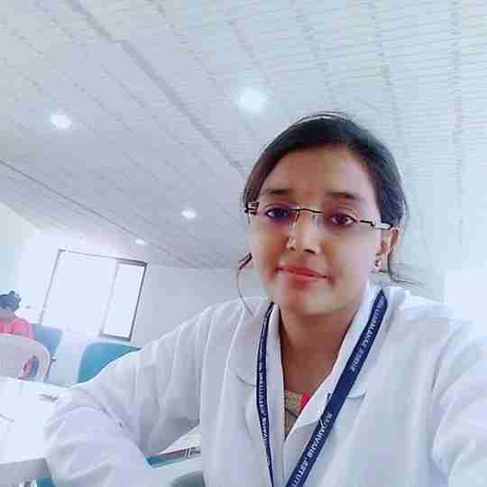 Rita Dhandhalya's profile on Curofy
