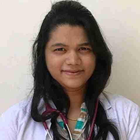Dr. Preeti Kadam Singh's profile on Curofy