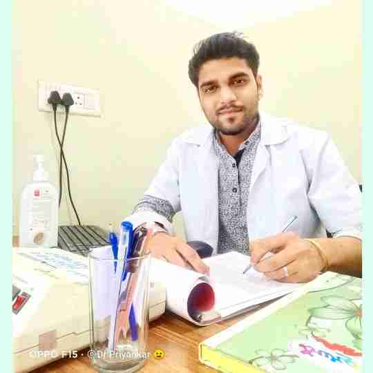 Priyankar Praharaj's profile on Curofy