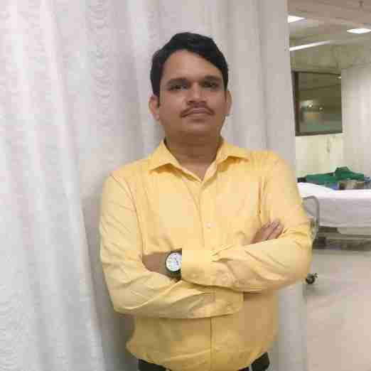 Dr. Kamlesh's profile on Curofy