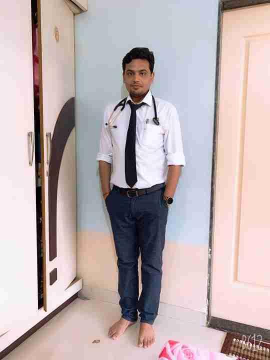Dr. Vivek Dwivedi's profile on Curofy