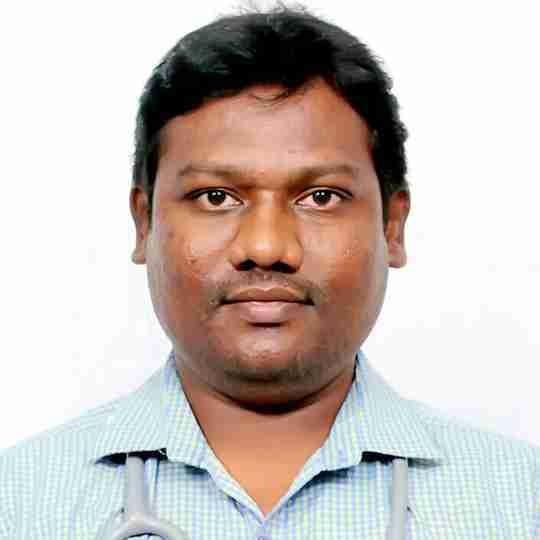 Dr. Ravindrapradeep Palepu's profile on Curofy