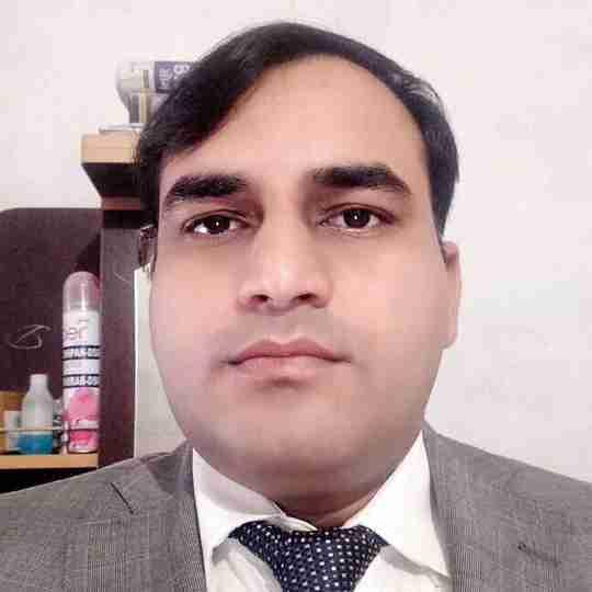 Dr. Krishna Kishor's profile on Curofy