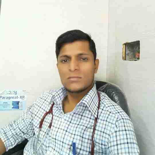 Dr. Raghavendra Nayaka's profile on Curofy