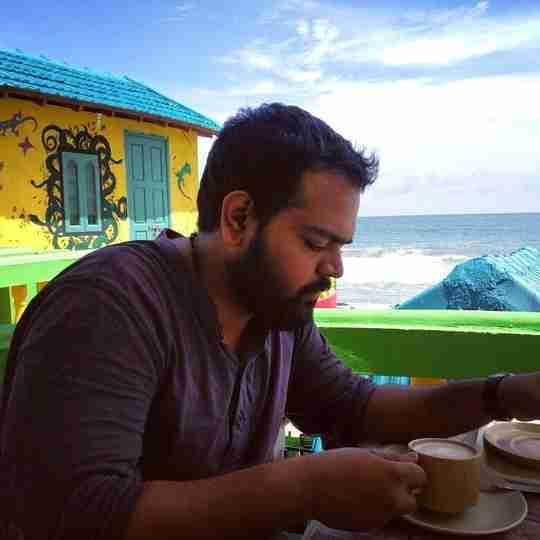 Vivek Joy's profile on Curofy