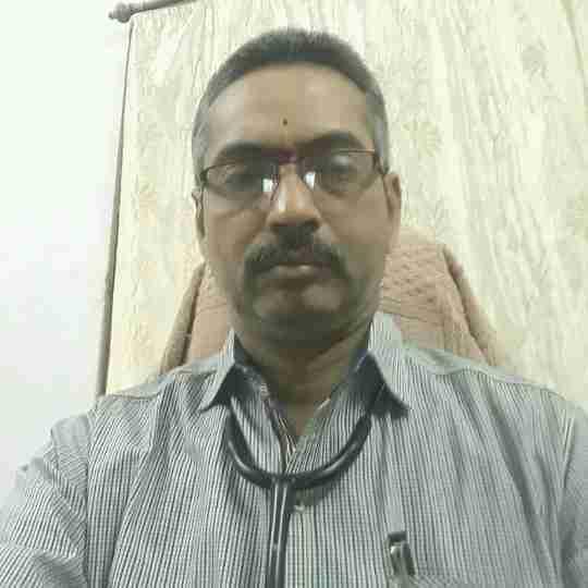 Dr. V.anantha Rama Krishna's profile on Curofy