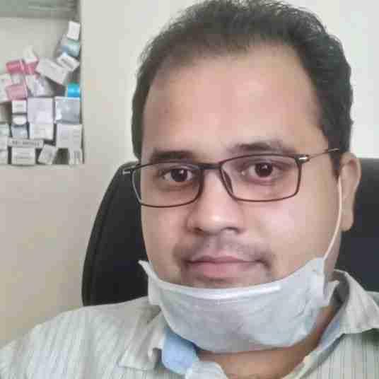 Dr. Vishank Khandelwal's profile on Curofy