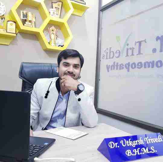 Dr. Utkarsh Trivedi's profile on Curofy