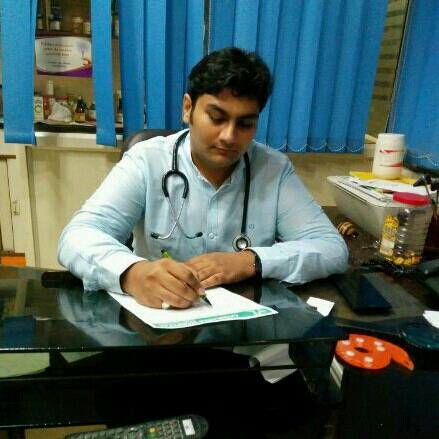 Dr. Shakti Raj's profile on Curofy