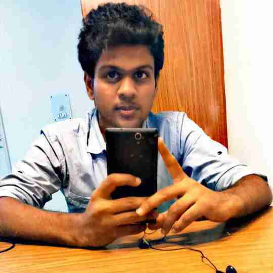 Dhanush Meganathan's profile on Curofy