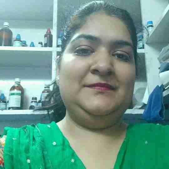 Dr. Raksha Malhotra's profile on Curofy