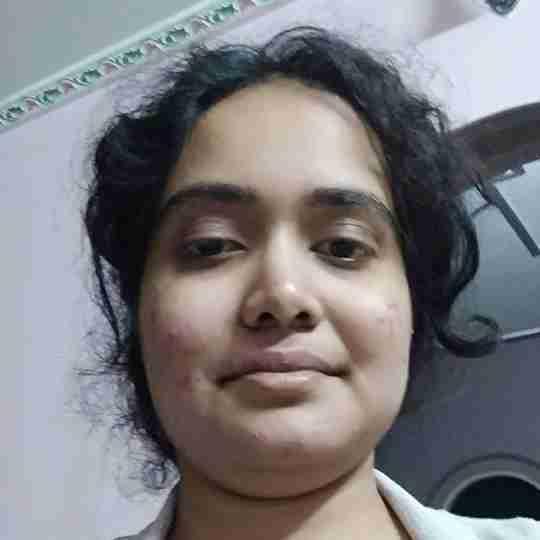 Tejashree Rao's profile on Curofy