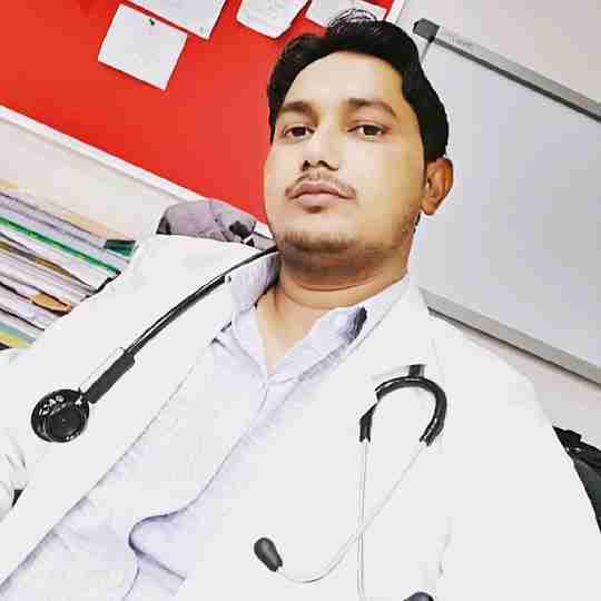 Dr. Shams Navi's profile on Curofy