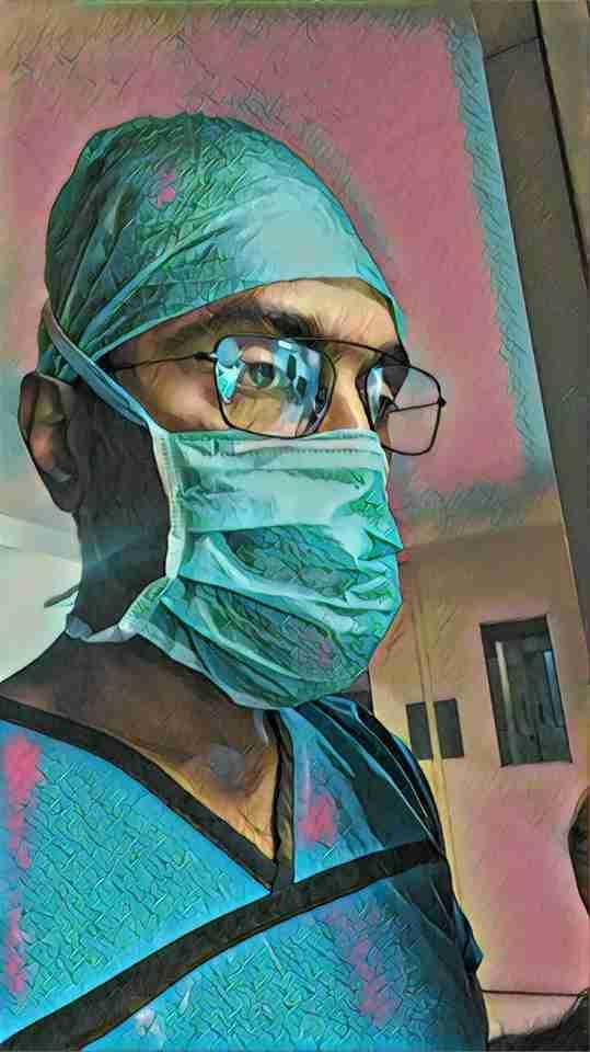 Dr. Venkat Reddy Sathi's profile on Curofy