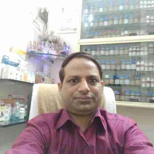 Dr. Parmod Kashyap's profile on Curofy