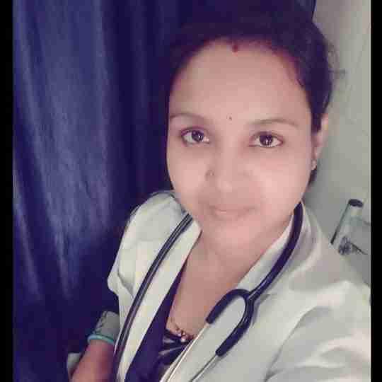 Dr. Vinutha M K's profile on Curofy