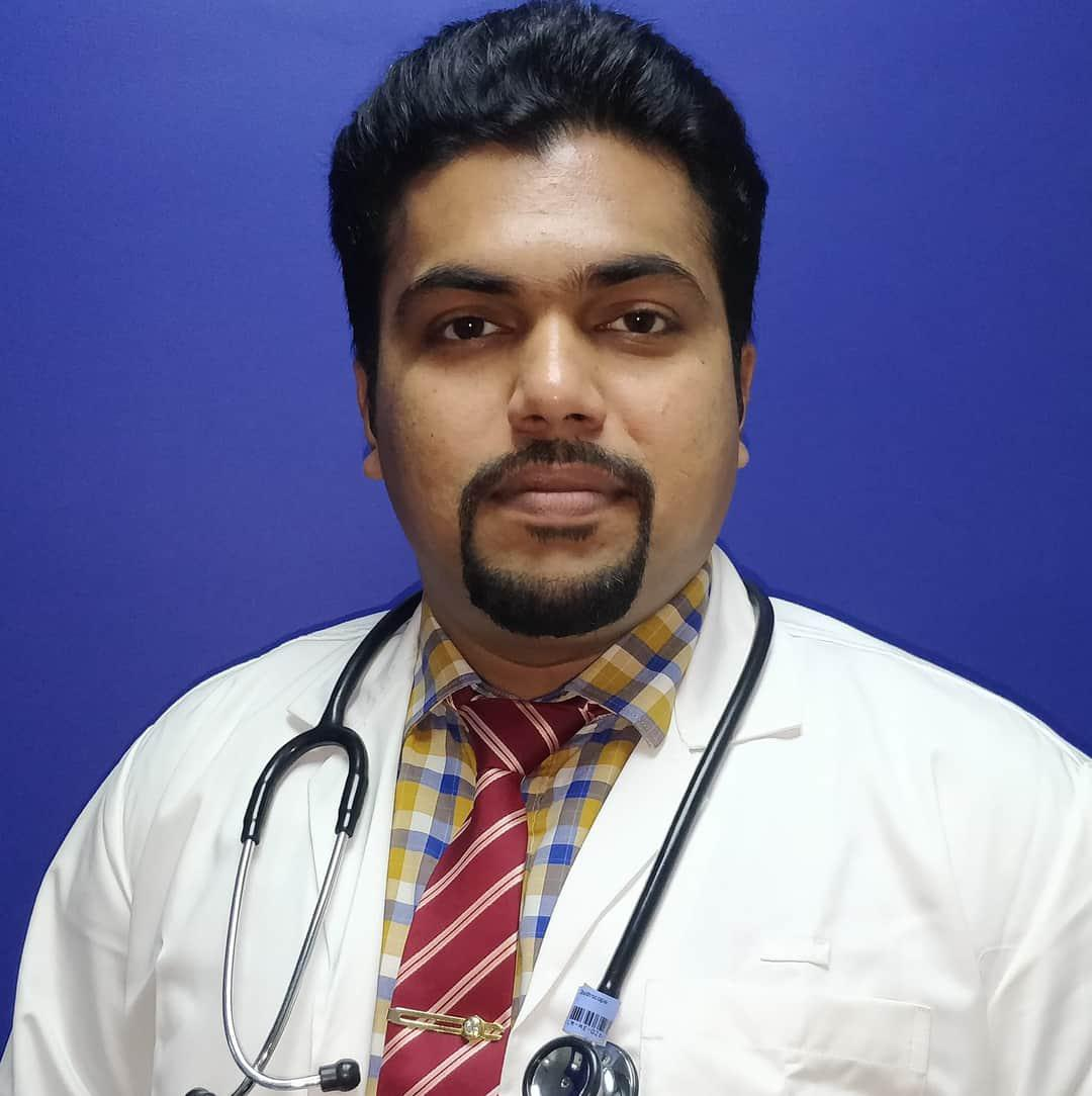 Dr. Natesh Prabhu's profile on Curofy