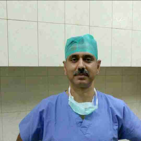 Dr. Rajeev Sudan's profile on Curofy