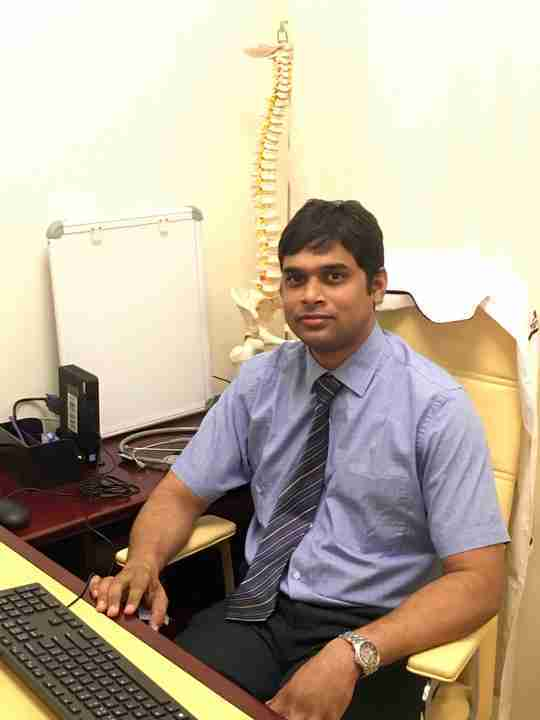 Dr. Ershad Mohammed Sohail's profile on Curofy