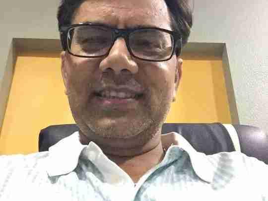 Dr. Pravin Prajapati's profile on Curofy