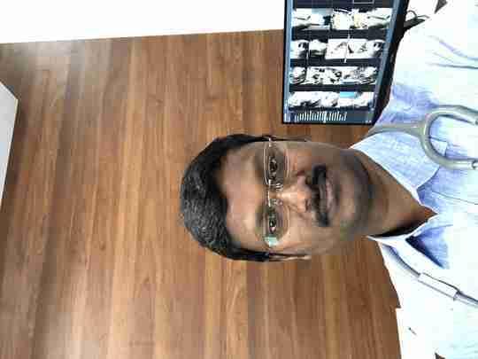 Dr. Saravanan V P's profile on Curofy