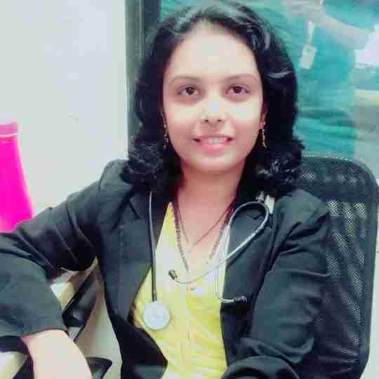 Dr. Chanchal Bawaskar's profile on Curofy