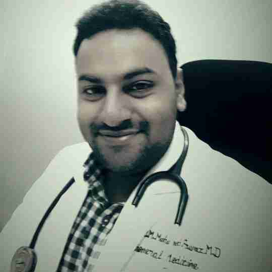 Dr. M Mohamed Fawaz's profile on Curofy