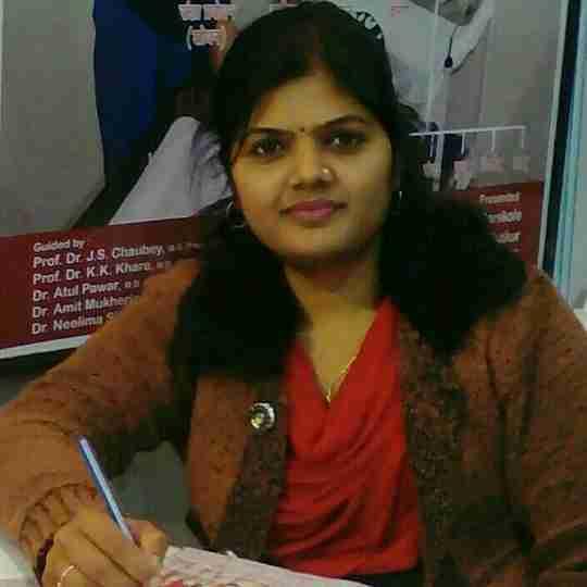 Dr. Kavita Malviya's profile on Curofy