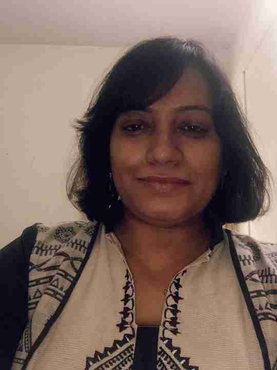 Nita Mishra's profile on Curofy