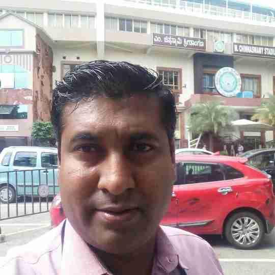 Dr. Prabhu G's profile on Curofy