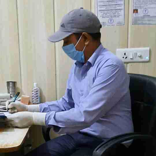 Dr. Ashmohammad Malik's profile on Curofy