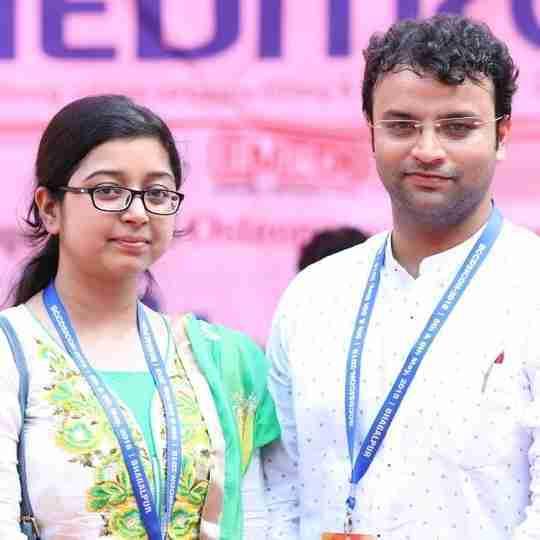 Abhishek Kumar Tiwari's profile on Curofy