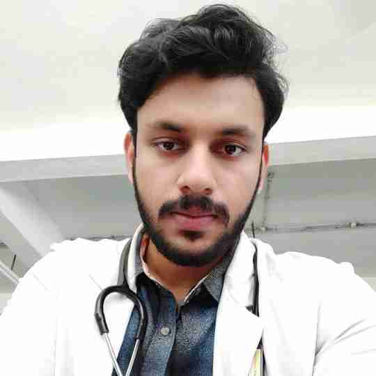 Dr. Anish Jomy's profile on Curofy