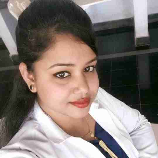 Dr. Smritirekha Senapati's profile on Curofy