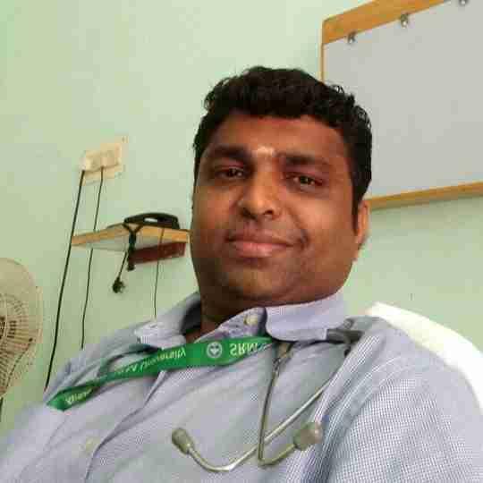 Dr. Subramanian Suriyan's profile on Curofy