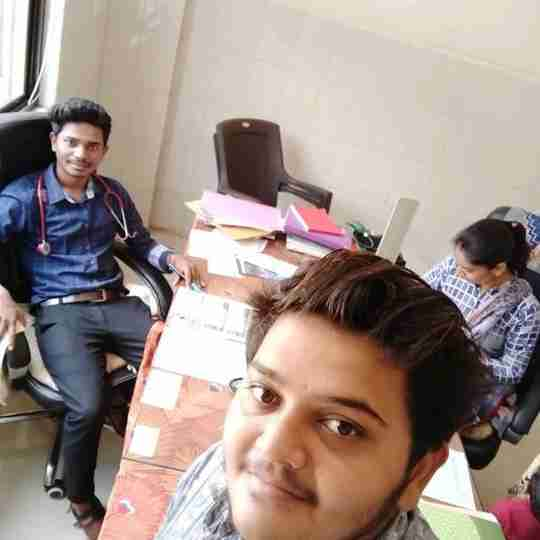 Dr. Vaghela Naresh's profile on Curofy