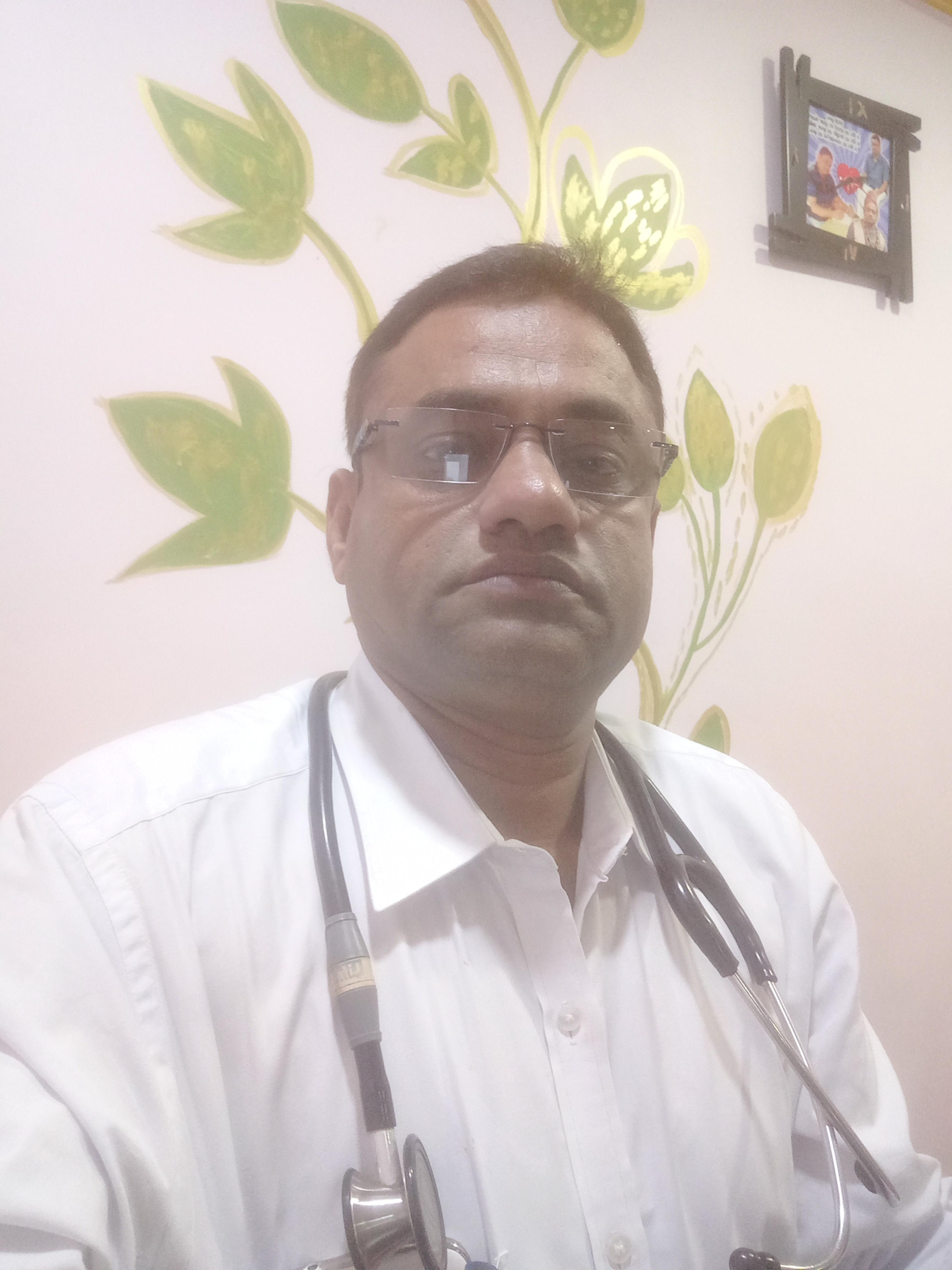 Dr. Ajay Kumar Pandey's profile on Curofy