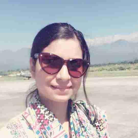 Dr. Rukhsar Fatima's profile on Curofy