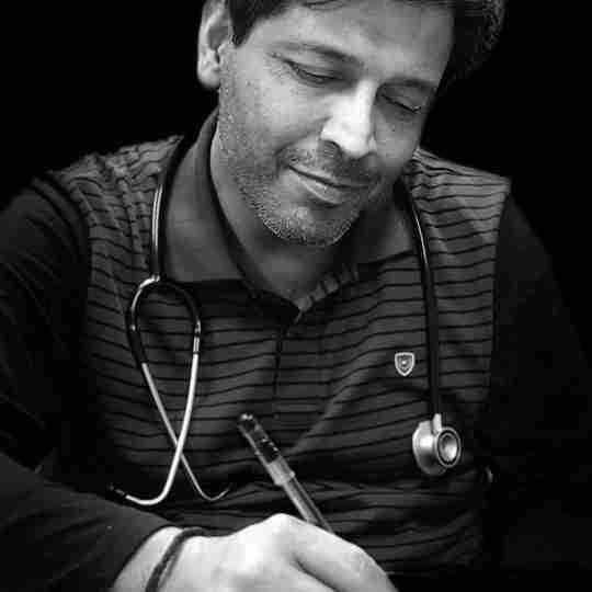 Dr. Pushpendra Magon's profile on Curofy